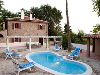 5 bedroom Villa in Gemmano, Emilia-Romagna, Italy : ref 5247970