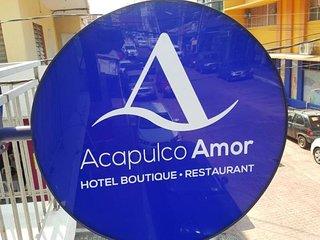 Hotel boutique en Acapulco cerca de la playa