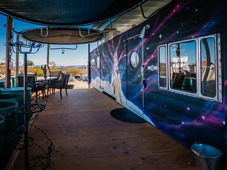 The Star Vintage Trailer Home in Joshua Tree, CA