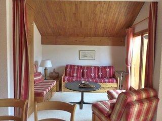 Appartement 3 pièces avec mezzanine pour 6 personnes situation idéale proche des