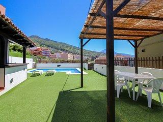 Magnifica villa con piscina privada Ref.248361