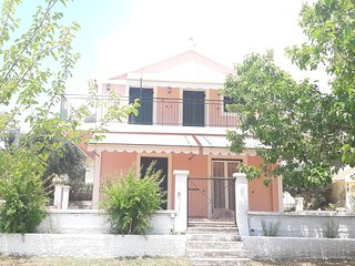Country House Kefalonia, first floor