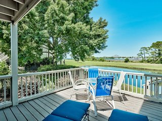 Bay and Marina Views 2 Bedroom 2 Bath Harbour Point Condo at Sandestin Resort ~