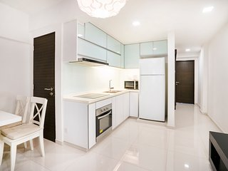 (Central Orchard Road) Bright and Cosy Apartment 2-6pax