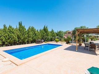 SON PIRIS - Villa for 6 people in Es Llombards