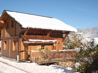 MERIBEL Chalet La Fee des neiges 4**** Label Meribel