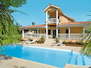 4 bedroom Villa in Lacanau-Ocean, Nouvelle-Aquitaine, France : ref 5640756
