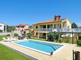 6 bedroom Villa in Krapan, Istria, Croatia : ref 5641081