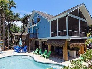 8 Osprey - Oceanviews from porch, 25 steps to the beach & Fido Friendly