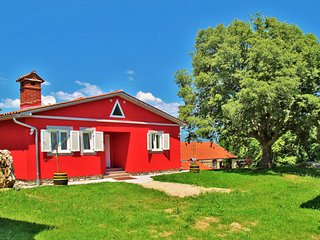 3 bedroom Villa in Kršan, Istria, Croatia : ref 5640948