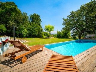 4 bedroom Villa in Poljane, Primorsko-Goranska Županija, Croatia : ref 5641068