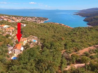 1 bedroom Villa in Rabac, Istria, Croatia : ref 5641201