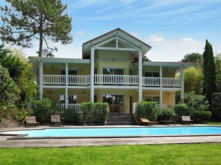 5 bedroom Villa in Lacanau-Océan, Nouvelle-Aquitaine, France : ref 5640721