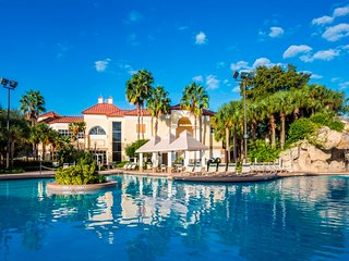 5* Sheraton Vistana Resort, 2BR/2BA, close to Disney/Universal, many amenities