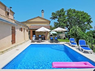 3 bedroom Villa in Pican, Istria, Croatia : ref 5640886