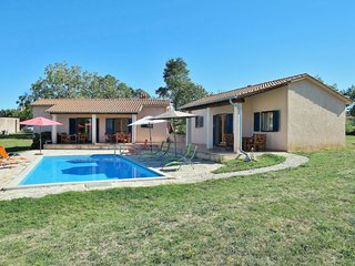 4 bedroom Villa in Jurići, Istria, Croatia : ref 5640878