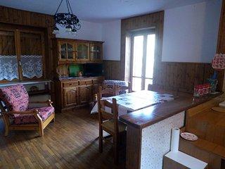 Appartamento vicinanze lago del Laux