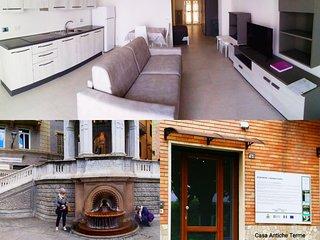 Appartamento Suite Antiche Terme - Zero Barriere - Acqui Bagni (AL)