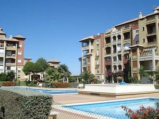 Isla Canela - 2 dormitorios, con piscina y jardín (6 pax)