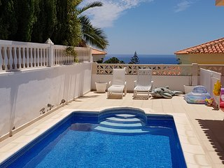 QUIET 3 BEDROOM VILLA 'MAKSIMA'  IN CALLAO SALVAJE