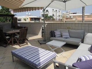 TEL AVIV, Penthouse terrasse, haut standing, 6 pièces