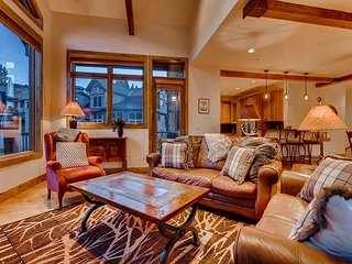 Retreat at Union Creek I: Luxury Home w/ Hot Tub, Ski-in/Out, Shuttle Service