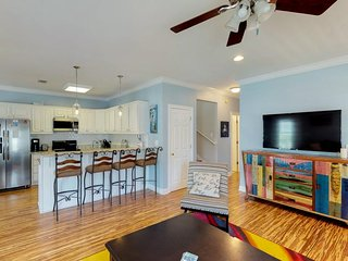 NEW LISTING! Dog-friendly home with shared pool, dock, boat slip, and free WiFi