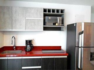 Two Bedroom AC Ultra modern Lleras area