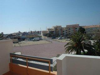 Appartement situé plein centre avec une très belle terrasse
