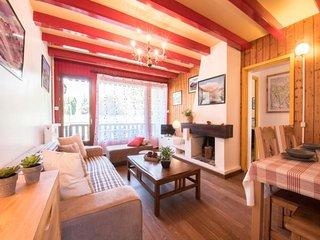 Rental Apartment Saint-Lary-Soulan, 2 bedrooms, 8 persons