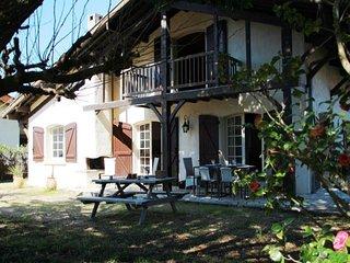 Agreable villa proche du lac marin d'Hossegor