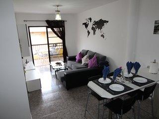 Apartamento en segunda línea de playa en Arinaga