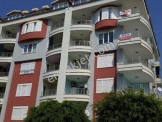 Location appartement  alanya tosmur 110m2 (2+1)