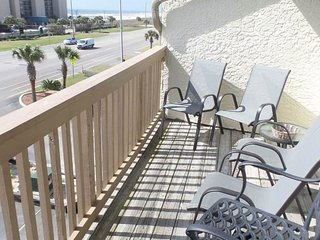 NEW LISTING! Condo w/amazing views & beach access features shared pools, tennis