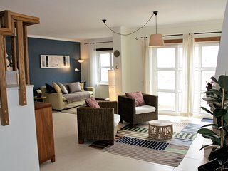 Baleal Holidays: 3 Bedroom Duplex SEAVIEW