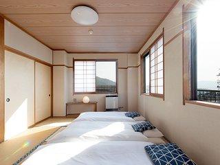 Bright sunny room, Nozawa Peaks