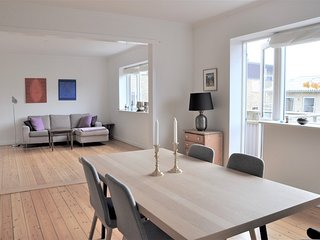 Lovely and bright Copenhagen apartment at Nordvest