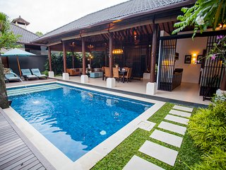 Villa Kawi - an elite haven, 2BR, Seminyak