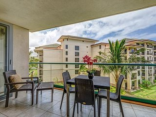 Maui Westside Presents:  Honua Kai - Hokulani 414 -One Bed partial Ocean View