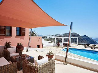 BlueVillas | Topaz | Private pool with amazing view