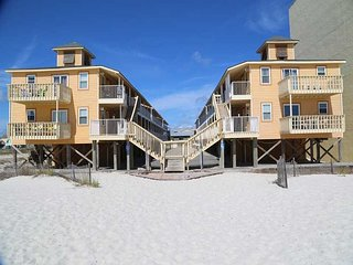 Sunrise Village 107 ~ Gulf View ~ FREE Wifi ~ Great Location by Gulfsands Rental