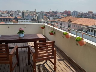 Ceuta Penthouse Premium in Downtown Porto