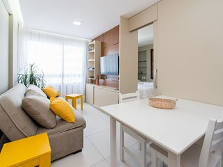 PM805 Excellent flat in Boa Viagem for up to four  people  surrounded by restaur