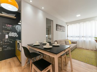PM802 Excellent flat in Boa Viagem for up to four people, surrounded by restaura