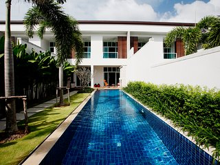 VD:12 Oxygen Bangtao 2BR Private Pool Villa-Full Kitchen