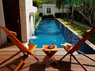 VD11: Oxygen Bangtao 1BR Private Pool Villa- Full Kitchen