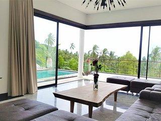 Sea View Pool Villa In Quiet Place