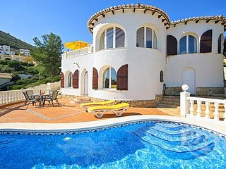 3 bedroom Villa in Benitachell, Valencia, Spain : ref 5642903