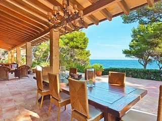 5 bedroom Villa in Costa de los Pinos, Balearic Islands, Spain : ref 5642116