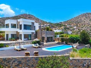 White Luxury VIP Villa, Elounda Crete